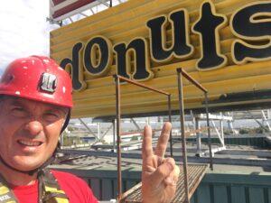 Trabajos verticales para Donut