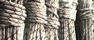 Material trabajos verticales cuerdas