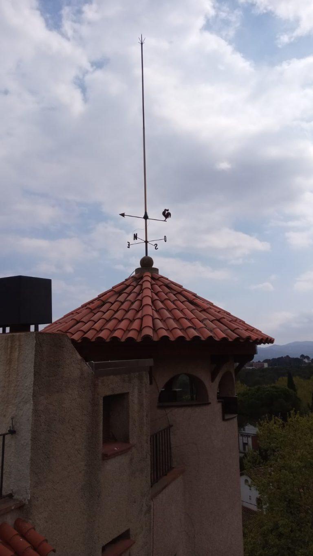 Reparación urgente de tejado Bellaterra